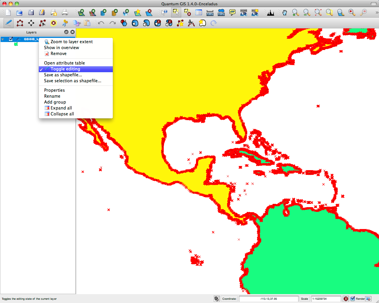 How to crop large polygons in QGis - Mercator GeoSystems